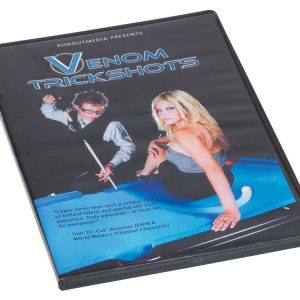 VENOM TRICKSHOTS I DVD