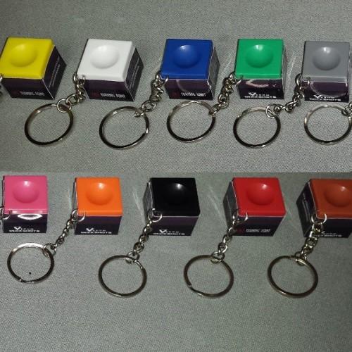 Chalk Key Chain Colors
