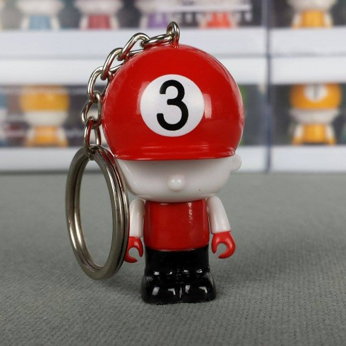 Pool Boy Keychain 3