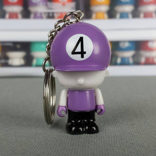 Pool Boy Keychain 4
