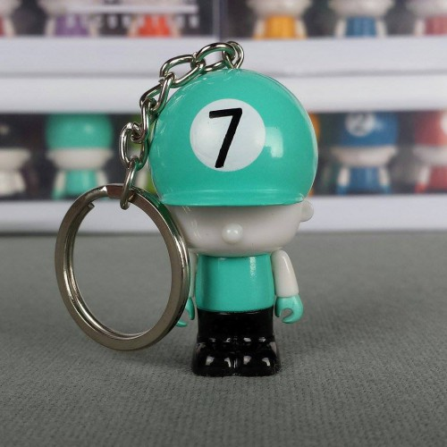 Pool Boy Keychain 7